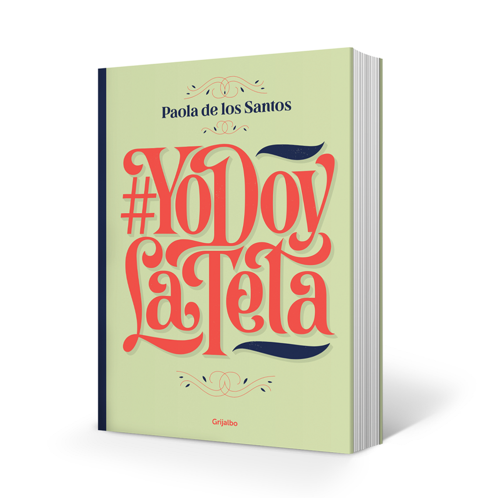 YoDoylaTeta - Libro Paola de los Santos